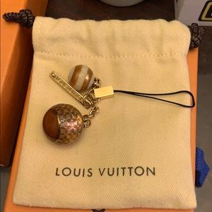 Used Authentic Louis Vuitton Bag Charms